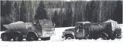 ЗИЛ-132: Супергрузовик для агропрома