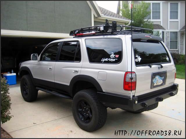 Тюнинг Toyota Hilux Surf 4runner